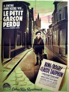 Little Boy Lost - French Movie Poster (xs thumbnail)