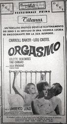 Orgasmo - Italian poster (xs thumbnail)