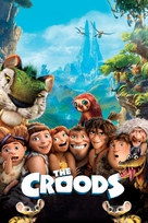The Croods - British Movie Poster (xs thumbnail)