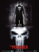 The Punisher - French Movie Poster (xs thumbnail)