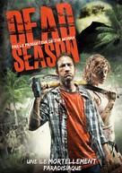 Dead Season - French Movie Cover (xs thumbnail)