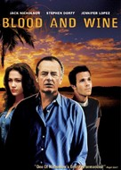 Blood and Wine - DVD cover (xs thumbnail)