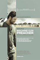 Machine Gun Preacher - Movie Poster (xs thumbnail)