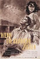 Letyat zhuravli - German Movie Poster (xs thumbnail)