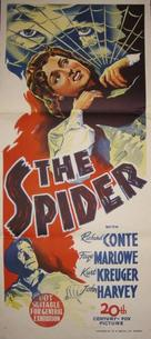 The Spider - Australian Movie Poster (xs thumbnail)