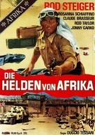 Gli eroi - German Movie Poster (xs thumbnail)