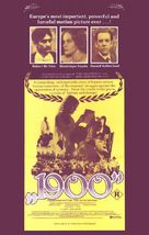 Novecento - Australian Movie Poster (xs thumbnail)