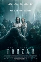 The Legend of Tarzan - Italian Movie Poster (xs thumbnail)