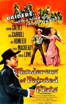 Plunderers of Painted Flats - Movie Poster (xs thumbnail)