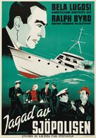S.O.S. Coast Guard - Swedish Movie Poster (xs thumbnail)
