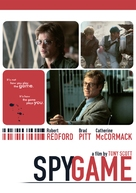 Spy Game - DVD movie cover (xs thumbnail)