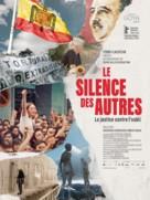 El silencio de otros - French Movie Poster (xs thumbnail)