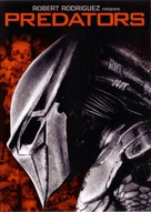 Predators - French Movie Cover (xs thumbnail)