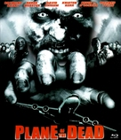 Flight of the Living Dead: Outbreak on a Plane - French Blu-Ray cover (xs thumbnail)
