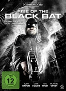 Rise of the Black Bat - German DVD cover (xs thumbnail)