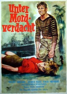 A Woman's Devotion - German Movie Poster (xs thumbnail)