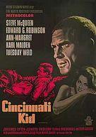 The Cincinnati Kid - Movie Poster (xs thumbnail)