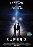 Super 8 - Turkish Movie Poster (xs thumbnail)