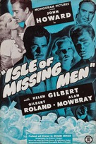 Isle of Missing Men - poster (xs thumbnail)