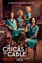 """""""Las chicas del cable"""" - Movie Poster (xs thumbnail)"""