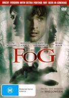 The Fog - Australian DVD cover (xs thumbnail)