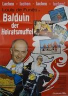 Le gendarme se marie - German Movie Poster (xs thumbnail)