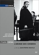 L'armée des ombres - French DVD cover (xs thumbnail)