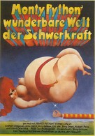 And Now for Something Completely Different - German Movie Poster (xs thumbnail)