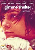 Gimme Shelter - Danish DVD cover (xs thumbnail)