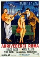 Arrivederci Roma - Italian Movie Poster (xs thumbnail)