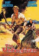 The Unforgiven - DVD movie cover (xs thumbnail)