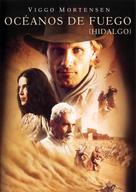 Hidalgo - Spanish DVD movie cover (xs thumbnail)