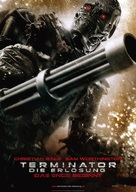 Terminator Salvation - German Movie Poster (xs thumbnail)