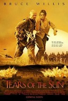 Tears Of The Sun - Movie Poster (xs thumbnail)