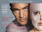 La piel que habito - British Movie Poster (xs thumbnail)