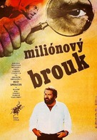 Piedone d'Egitto - Czech Movie Poster (xs thumbnail)