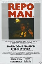 Repo Man - British Movie Poster (xs thumbnail)