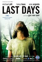 Last Days - French Movie Poster (xs thumbnail)