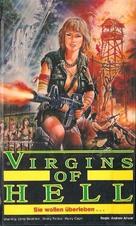 Perawan disarang sindikat - German VHS cover (xs thumbnail)