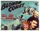 Blonde Comet - British Movie Poster (xs thumbnail)