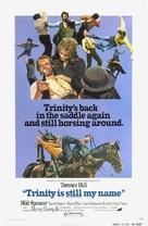 ...continuavano a chiamarlo Trinità - Movie Poster (xs thumbnail)