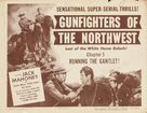 Gunfighters of the Northwest - Movie Poster (xs thumbnail)