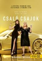 The Hustle - Hungarian Movie Poster (xs thumbnail)