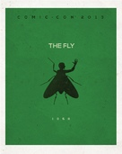 The Fly - Blu-Ray movie cover (xs thumbnail)