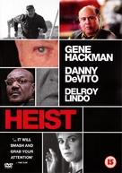 Heist - British DVD cover (xs thumbnail)