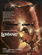 Lionheart - Movie Poster (xs thumbnail)