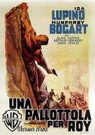 High Sierra - Italian Movie Poster (xs thumbnail)