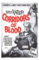 Corridors of Blood - Movie Poster (xs thumbnail)