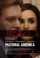American Pastoral - Turkish Movie Poster (xs thumbnail)