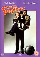 Three Fugitives - British DVD movie cover (xs thumbnail)